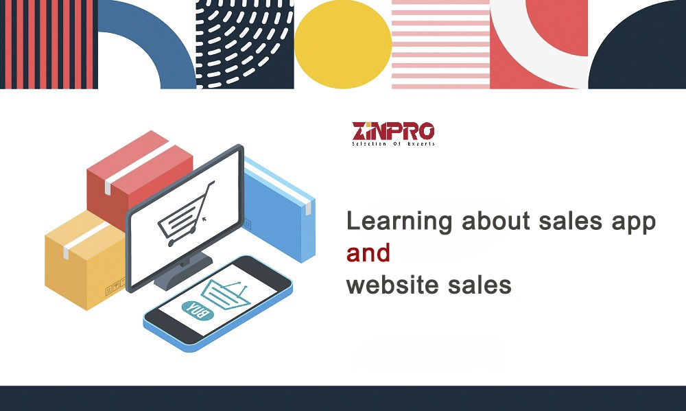 What's The Difference Between A Sales App And A Sales Website?