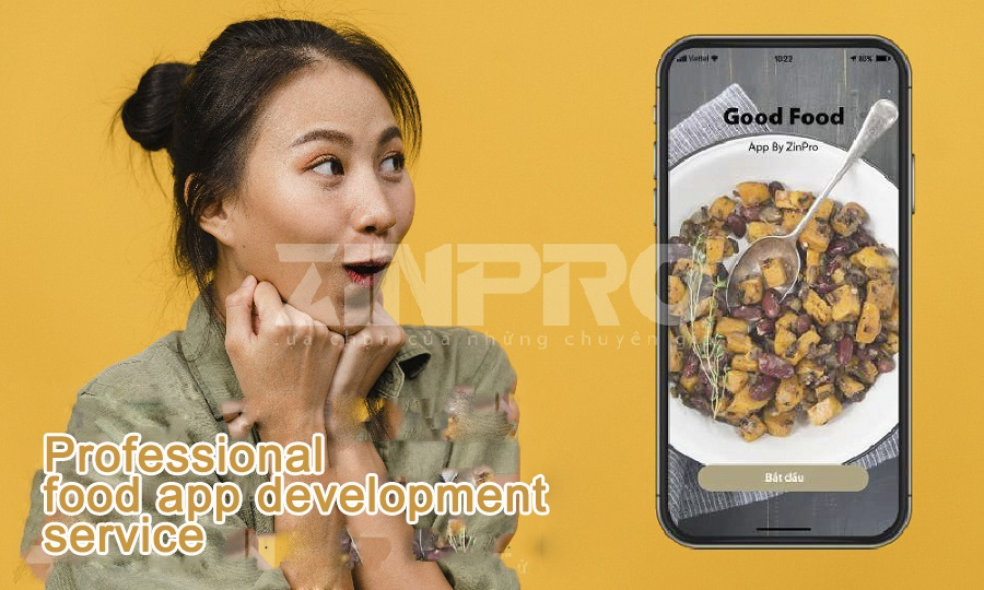 Why Develop Food App