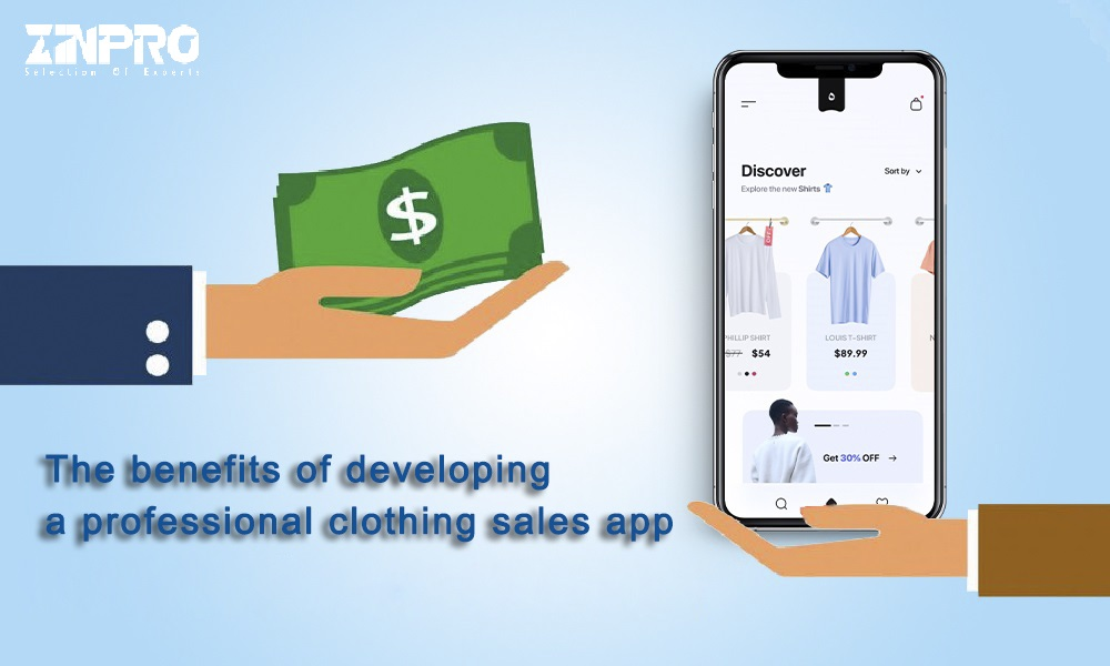 Developing Clothing Sales App That Helps Boost Revenue